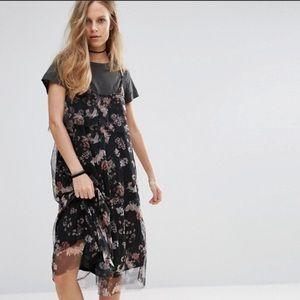Floral Print Dress! ❤️
